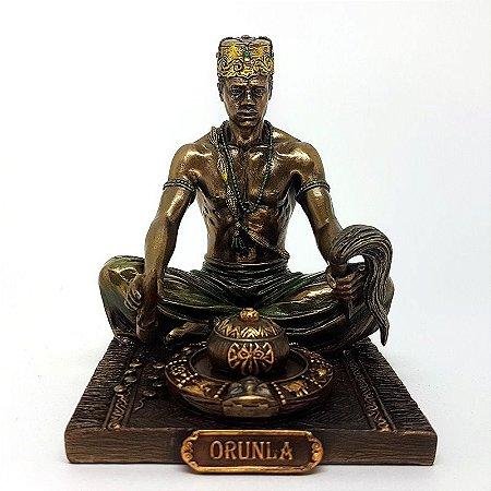 Estátua Orixá Orunmilá