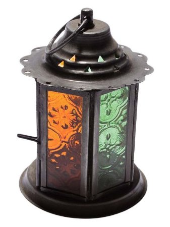Lanternas Decorativas para Velas - 03 Opções