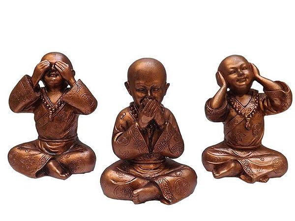 Trio de Monges (Cego, Surdo e Mudo)