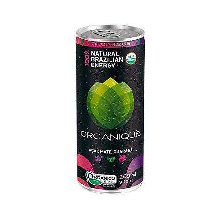 Energético Orgânico - Organique - lata 269ml