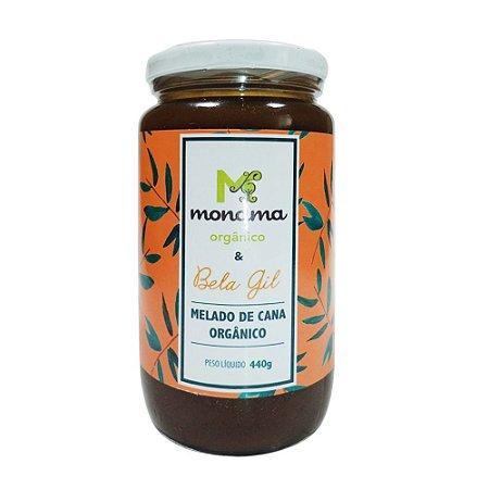 Melado de cana Orgânico Bela Gil - Monama 440g