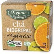 Chá Orgânico Biogripal Organic - 10 sachês - 13g