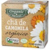 Chá Orgânico Camomila Organic - 10 sachês - 10g