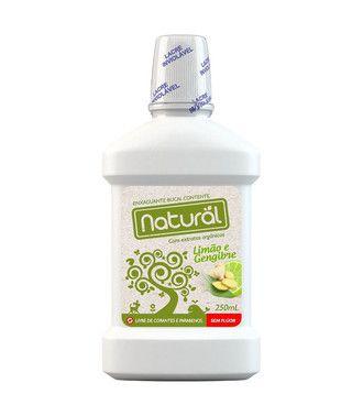 Enxaguante Bucal com Ingredientes Orgânicos - Suavetex - 250ml