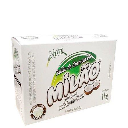 Sabão em Pó de Coco 100% Vegetal Milão - 1kg