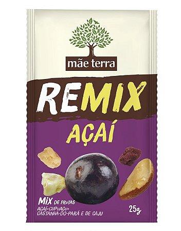 Remix Açaí Mãe Terra - 25g