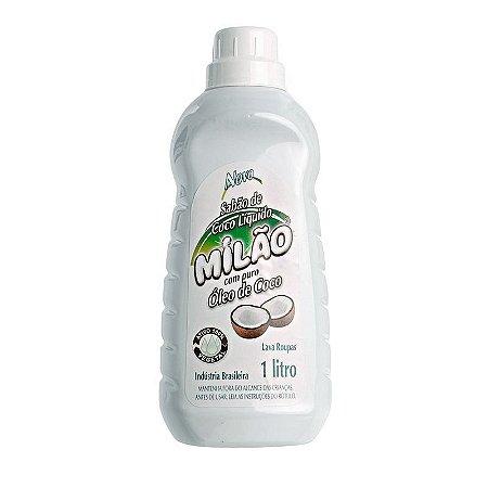 Lava Roupas Líquido de Coco Milão - 1lt