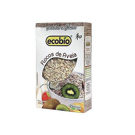 Flocos de Aveia Orgânica Ecobio - 250g