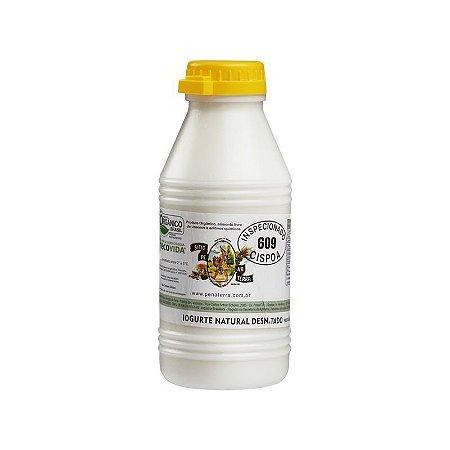 Iogurte Orgânico Natural Desnatado - 300 ml Sítio Pé na Terra  > Entrega somente para Porto Alegre/RS