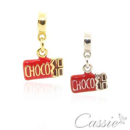 Charm Pingente Chocolate