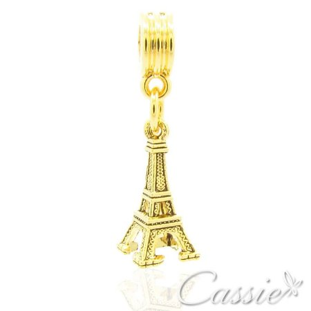 Charm Pingente Torre Eiffel Minuzia