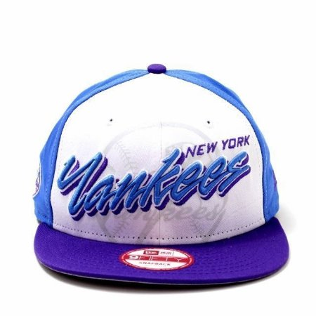 Bone New Era 9Fifty MLB New York Yankees NE Gamer Snapback - Das ... 615ce3ecf55