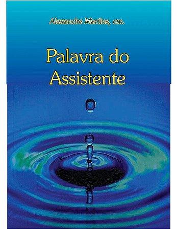 livro  Palavra do Assistente