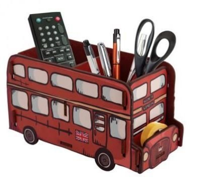 Porta Objetos / Controle Ônibus Londres