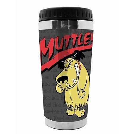 Copo Térmico 450ml Muttley - Hanna Barbera