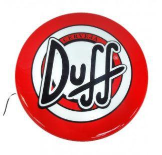 Luminoso de Parede Duff Beer 40cm