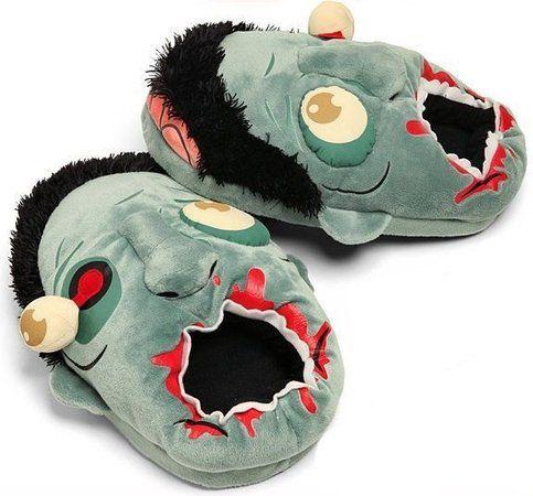 Pantufa Zumbi - Zombie Slipper