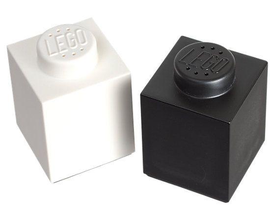 Conjunto Saleiro e Pimenteiro Blocos LEGO Oficial