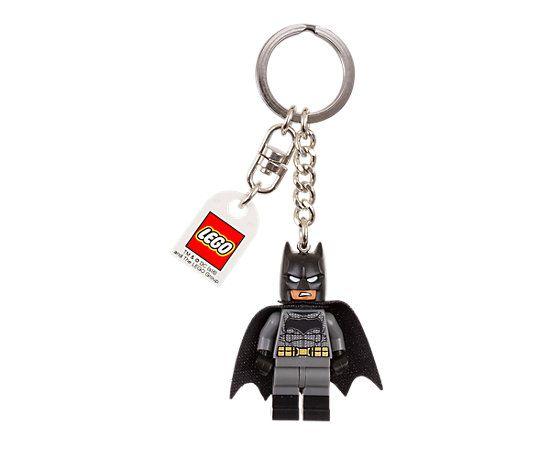 Chaveiro Lego oficial Batman  - DC Comics