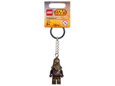 Chaveiro Lego oficial Chewbacca - Star Wars