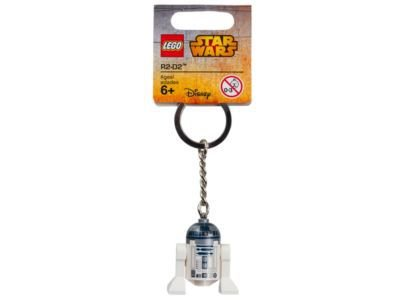 Chaveiro Lego oficial R2D2 Star Wars