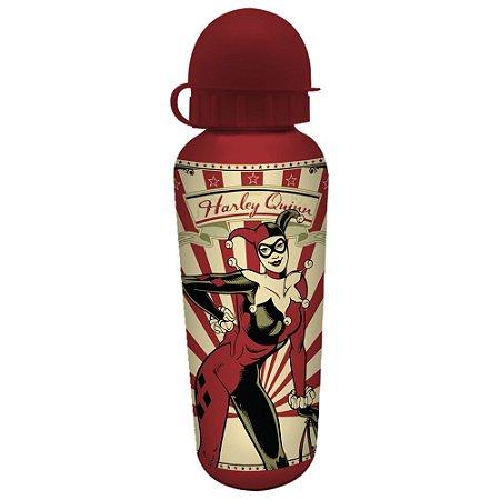 Squeeze de Alumínio 500ml Harley Quinn - Licenciado