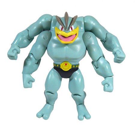 Boneco Articulado Pokemón Machamp -Tomy