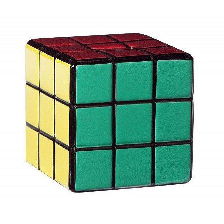 Cofre de Moedas Porcelana Cubo Mágico - Rubiks
