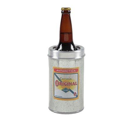 Cervegela Aço - Antarctica Original Licenciado