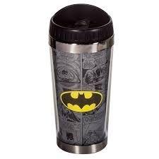 Copo Térmico Batman DC Comics