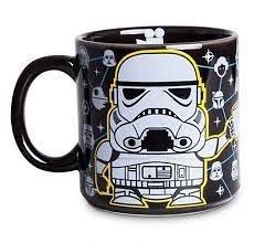 Caneca de Porcelana Star Wars - Trooper