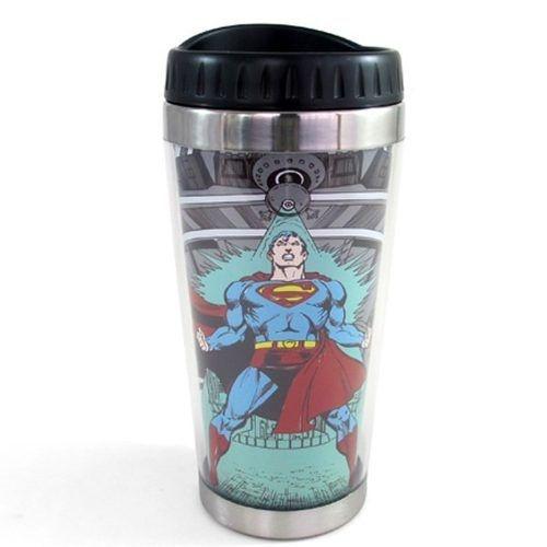 Copo Térmico Superman DC Comics Originals