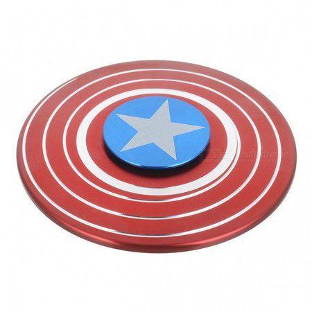 Fidget Hand Spinner Escudo América
