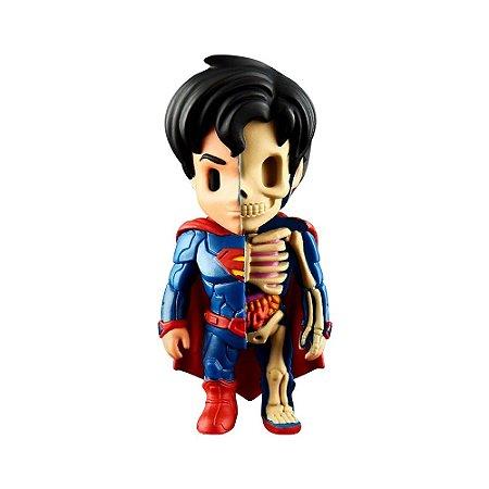 Boneco Colecionável XX Ray Superman - DC Comics