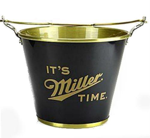 Balde de Gelo para Cerveja Miller. Licenciado
