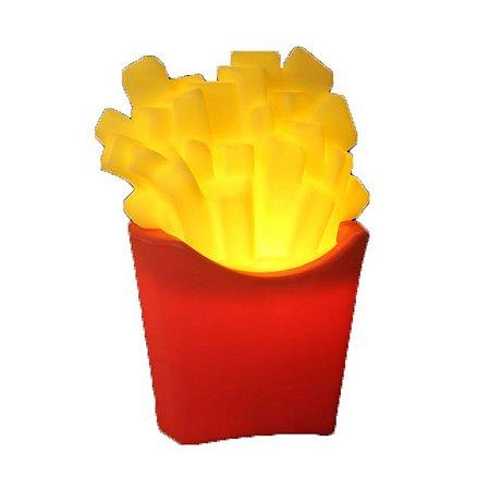 Luminária Decorativa Bivolt Batata Frita
