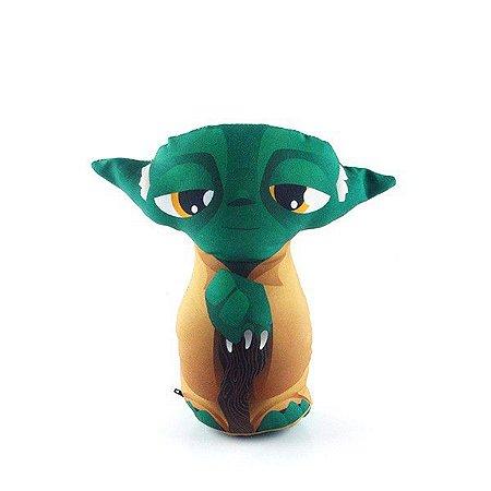 Almofada Peso de Porta Pequeno Mestre Yoda