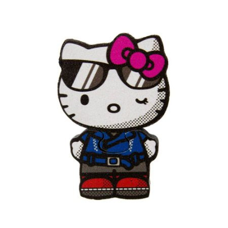 Quebra Cabeça Puzzles Mania Hello Kitty Geek - Sanrio