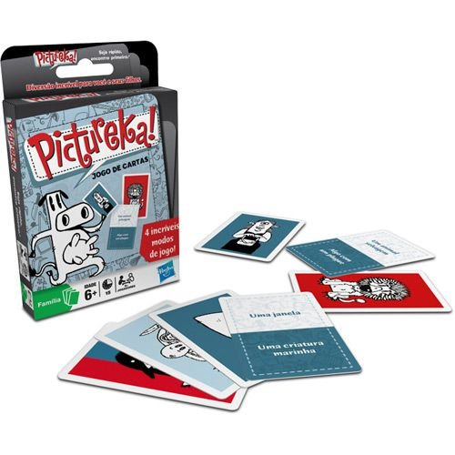 Jogos de Cartas - PICTUREKA!