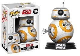 POP! Funko Star Wars: BB-8 # 196