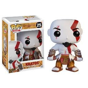 Pop Games! God of War: Kratos #25| Funko