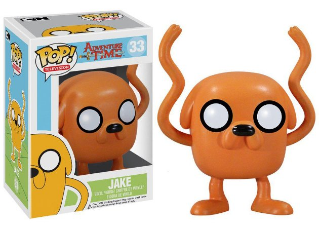Pop! Funko Adventure Time: Jake Hora de Aventura #33