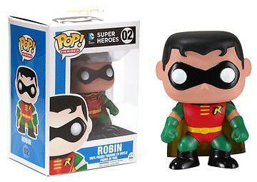 POP! Funko DC Comics Classic Robin #02