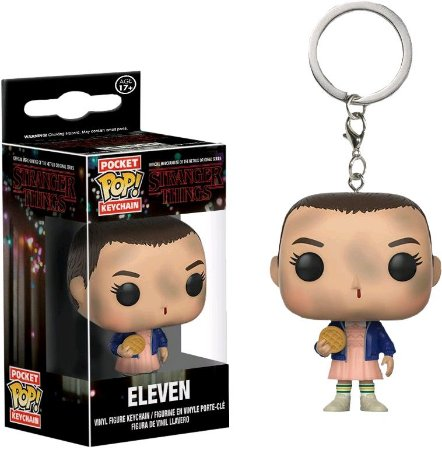 Pocket POP! Funko Chaveiro Eleven - Stranger Things