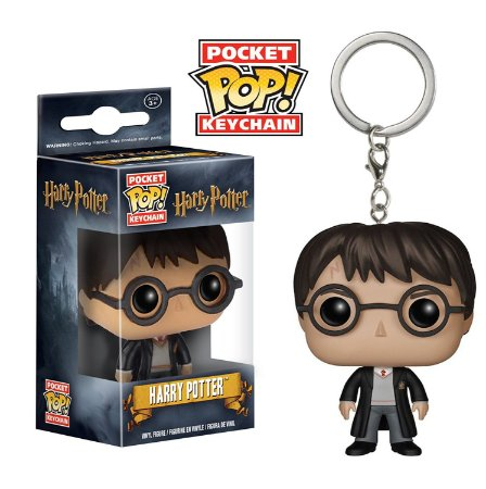 Pocket POP! Funko Keychain Chaveiro Harry Potter