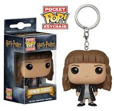 Pocket POP! Funko Keychain Chaveiro Hermione Granger