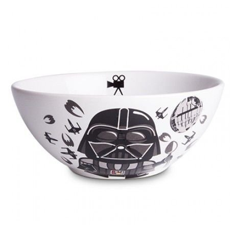 Bowl / Tigela de Porcelana Darth Vader - Star Wars