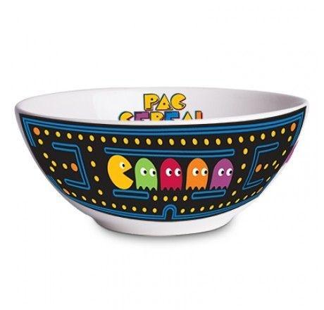 Bowl / Tigela de Porcelana Pac Cereal Man