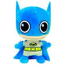 Pelúcia Super Fun Liga da Justiça - Batman - DC Comics
