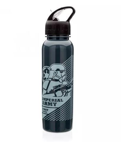 Garrafa Canudo Retrátil 750 ml Star Wars - StormTrooper